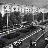 Новороссийск. Жилые дома на набережной, 1966 год