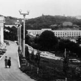 Абрау-Дюрсо. Жилые дома рабочих и специалистов, 1962 год.