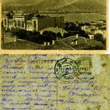Открытка. Новороссийск. Общий вид, 1932 год