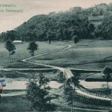 Дагомыс. Вид на Царскую Площадку, до 1917 года