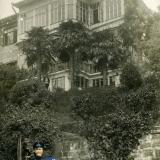 Мацеста. Санаторий №9. Вид с моря, 1920-е годы