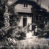 """Макопсе. Дом отдыха """"Макопсе"""", коттедж, 1959 год"""