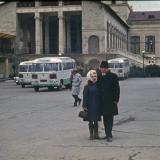 Сочи. Морвокзал, 1972 год