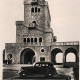 Сочи. Гора Ахун, 1940 год