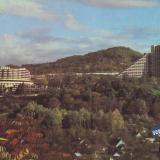 """Сочи. Гостинечный комплекс """"Дагомыс"""". 1983 год."""