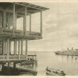 Сочи. Кавказская Ривьера. Ресторан, 1920-е