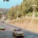 Сочи. Курортный проспект, 1965 год
