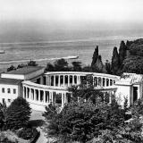 Сочи. Летний театр в парке имени М.В. Фрунзе, 1971 год