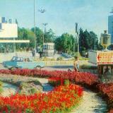 """Сочи. Магазин """"Универсам"""", 1980 год"""
