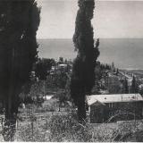 Сочи. Общий вид с горы, 1935 год