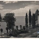 Сочи. Приморский парк, 1948 год
