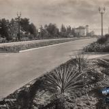 Сочи. Пушкинский проспект, 1940 год