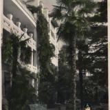 """Сочи. Санаторий """"Кавказская Ривьера"""". Корпус № 1, 1948 год"""