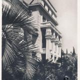 Хоста. Санаторий МО СССР, 1954 год