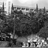 Сочи. Санаторий МО СССР, 1963 год.