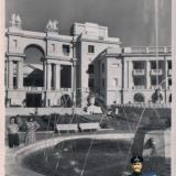 """Сочи. Санаторий """"Новые Сочи"""", 1956 год"""