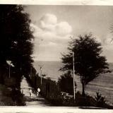 Сочи. Пешеходная тропа Сочи - Мацеста, 1937 год