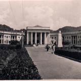 Сочи. Старая Мацеста. Ванное здание. 1966 год