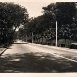 Сочи. Строительство автомагистрали Сочи-Мацеста, 1935 год