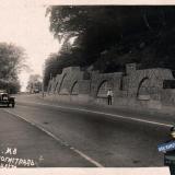 Сочи. 1935 год. Строительство автомагистрали Сочи-Мацеста