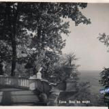 Сочи. Вид на море, 1955 год