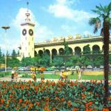 Железнодорожный вокзал, 1981 год