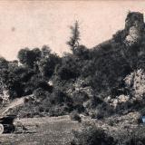 №14. Виды в районе строящейся Черноморской ЖД. Развалины крепости по р.Бзыби
