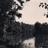 Джубга. Река Джубга, 1967 год