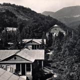 """пос. Гизель-Дере. Дом отдыха """"Гизель-Дере"""", 1967 год"""