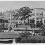 Туапсе. Дворец культуры моряков, 1968 год