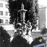 "Туапсе. Фонтан ""Каменный цветок"", 1960 год"