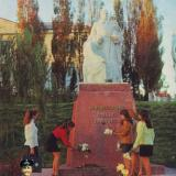Туапсе. Горка Героев. 1973 год.