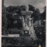 Туапсе. Городской парк, 1960 год