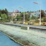 Туапсе. Набережная, 1976 год