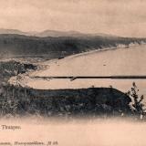 Туапсе. Общий вид по порт, около 1906 года