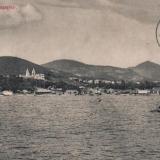 Туапсе. Общий вид с моря, около 1907 года