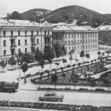 Туапсе. Площадь Революции, 1967 год.