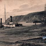 Туапсе. Порт, до 1917 года