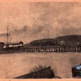 Туапсе. Пристань, около 1927 года
