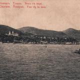 Туапсе. Вид с моря, до 1917 года