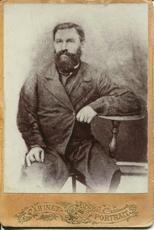 Ейск. Коломиец Анисим Григорьевич.