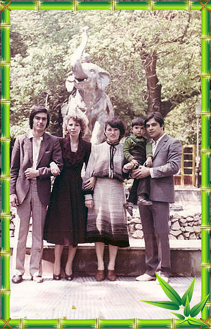 Краснодар. Детский сквер.г.Краснодар, 1982 год