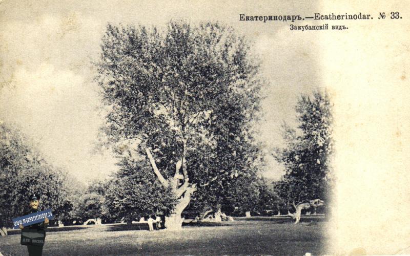 Екатеринодар. Закубанский вид, №33