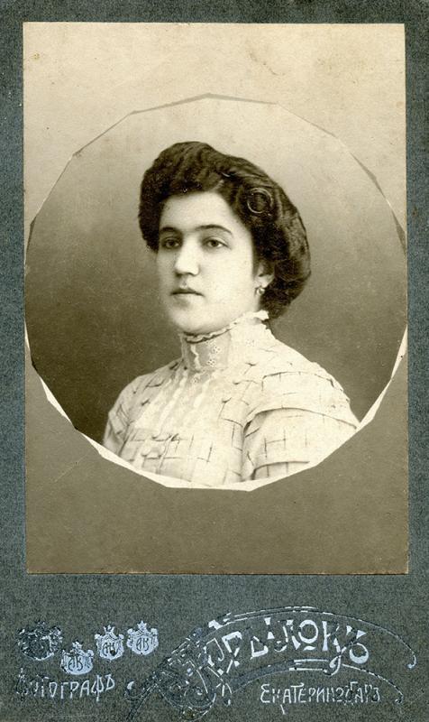 Екатеринодар. Фотоателье Крылова А.С., 3 июля 1911 года