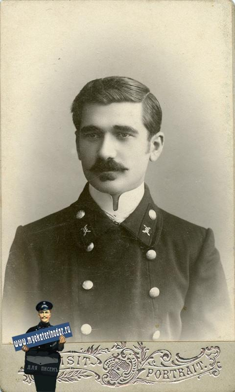 Екатеринодар. Фотоателье Савенко А.И., 1909 год