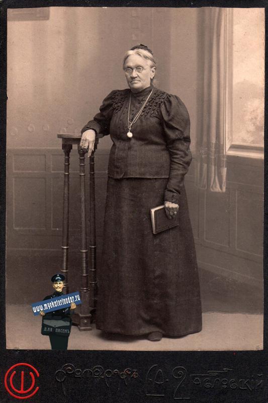 Екатеринодар. Фотоателье Шавловского С.А., до 1917 года