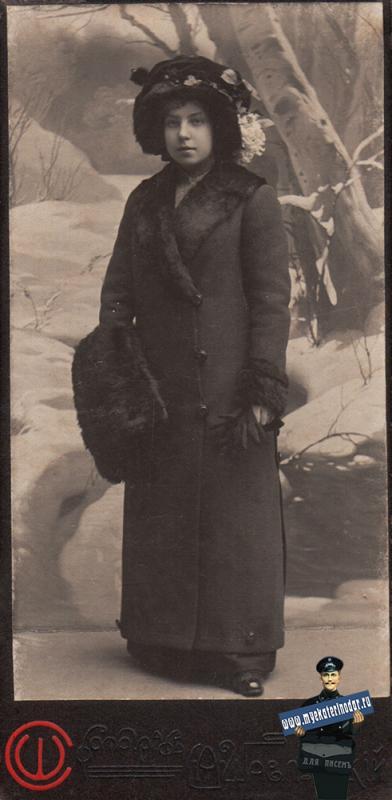 Екатеринодар. Фотограф Шавловский С.А., 1912 год