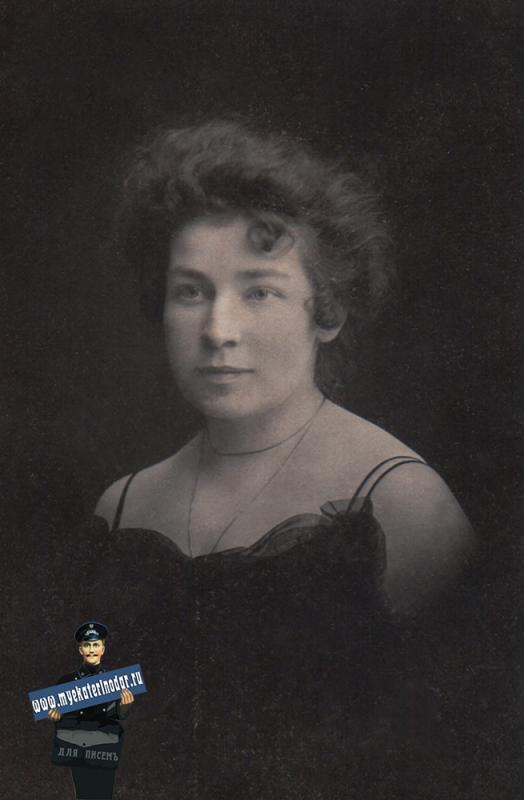 Екатеринодар. Фотограф Сумовский И.А. Ноябрь 1904 год
