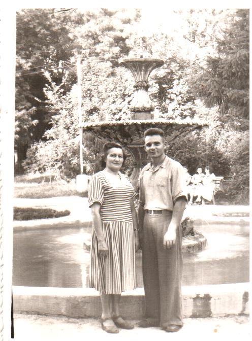 Городской сад, 1960-е