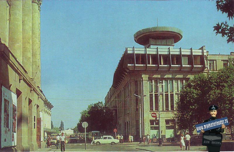 Краснодар красная улица гоголя улица